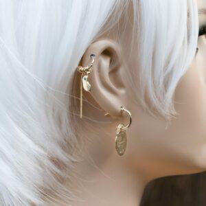 'Matar' Helix jewellery