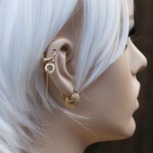 'Ronda' Helix piercing