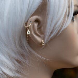 'Magic circle' Helix Jewellery